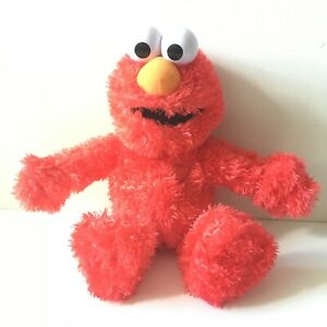 Elmo Loves You Talking Plush - Sesame Street - 33cm Pre-owned FREE POST