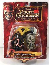 Jack Sparrow Cannibal Shrunken Head Pirates Caribbean At World's End Zizzle 2007