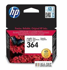 HP Photosmart 7510 B8550 C5324 C5380 Photo Black 364 CB317 Printer Ink Cartridge