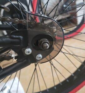 BMX Cruiser Chopper Lowrider Bike Bicycle Chainguard  Rear Hub Chain Guard