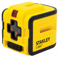 Stanley  Cubix  1 beam Self Leveling Self Leveling Cross Line Laser  1 pc.