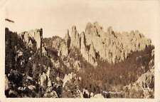 Needles California ND SD? Mountain View Real Photo Antique Postcard K65233
