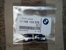 4 x BMW M Sport Performance LEGA RUOTA adesivi decalcomanie Badge Lucentezza a CUPOLA Gel