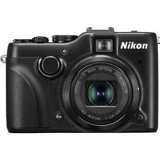 Nikon Coolpix P7100 10.1MP 3'' SCreen 7.1 X Zoom Digital Camera Black