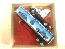 Winross Michigan State Police Tractor Trailer Truck 1:64 Scale Diecast dc2229