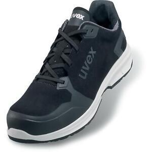 uvex Herren Damen Sicherheits-Schuhe Mikrovelours S3 Arbeits-Schutz Gr. 35-52
