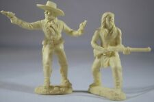 Toy Soldiers of San Diego Tssd Custer and Crazy Horse Cream Set #Tssdcc