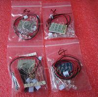 1PCS CD4017 NE555 Detonation Flash Light 12V DIY Kit
