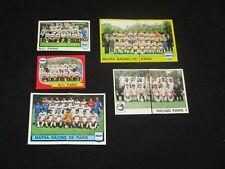 RC PARIS MATRA RACING  1 team equipe original choix PANINI FOOTBALL 1985-1990