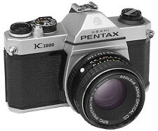 Asahi Pentax K1000 Camera Service Repair Manual