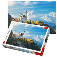 Trefl 1500 Piece Adult Bavarian Alps Germany Large Mountains Floor Jigsaw Puzzle