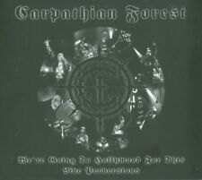 Carpathian Forest - We're Going To Hollywood For This: Live Perversions