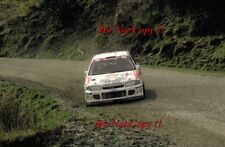 Kenneth Eriksson Mitsubishi Lancer Evo II Nueva Zelanda Rally 1994 fotografía 5