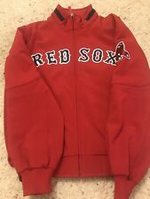 Boston Red Sox Majestic Authentic Therma Base Dugout Jacket Men's M.
