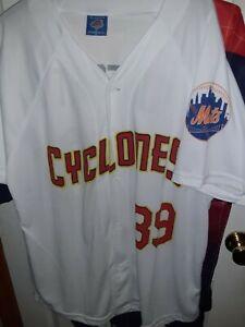 Michael Conforto Brooklyn Cyclones Lightweight Jersey Size XL New York Mets