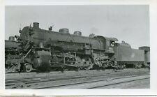 5F999B RP 1940/50s? CMStPM&O OMAHA RAILROAD TRAIN ENGINE #414