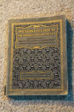 Small and lovely     Weston Electrical Instruments    catalogue
