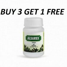 Charak Alsarex Tablet | 40 tablets Each Pack Free Shipping Worldwide