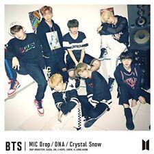 BTS - Mic Drop / DNA / Crystal Snow: Type B [New CD] Japan - Import