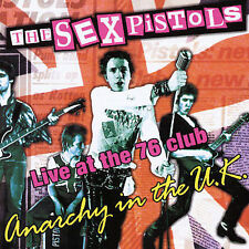 Sex Pistols Anarchy in the UK CD