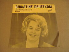 45T SINGLE RELAX / CHRISTINE DEUTEKOM - NONNENKOOR / VILJALIED