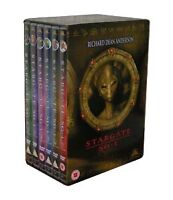 Stargate S.G. 1 - Series 2 - Complete (DVD, 2003, 5-Disc Set)