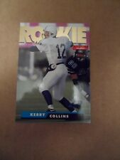 1995 Football Skybox Impact #173_Kerry Collins_8.0