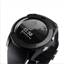 Bluetooth V8 Wireless Smart Watch Phone Touch Wrist sport Watch for Android iOS