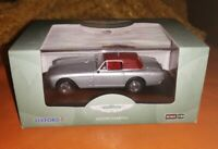 OXFORD DIECAST ASTON MARTIN DB2 MK III DHC SNOW SHADOW GREY 43AMDB2004 NEW 1:43