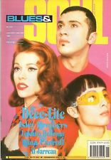 Deee-Lite Blues & Soul 1992    The Isley Brothers    Al Jarreau    Dina Carroll