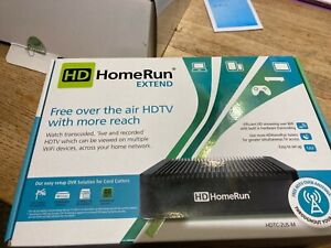Silicon Dust HD Home Run Extend HDTC-2US-M Dual Tuner