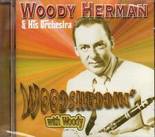Woody Herman And His Orchestra - Woodsheddin With Woody (2003 CD) New & Sealed