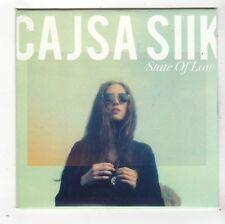 (FY363) Cajsa Siik, State of Low - 2015 DJ CD