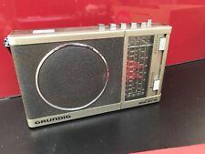 Retro Grundig Music Boy 160 vintage Radio Untested