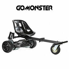 GoMonster HoverKart Black