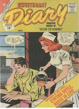 Sweetheart Diary No. 65 August 1962, Cynthia Doyle, Unused Postcard