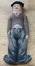 1930s Deans Rag Book Company Charlie Chaplin stuffed doll