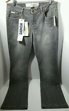 "NWT enyce DAMON 12 50% OFF Sale Long 33"" inseam Distressed Cotton Jeans Bling"