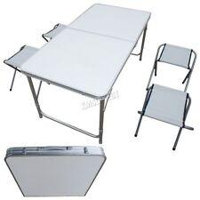 Accessoires mobilier de camping en aluminium pour tente et auvent de camping