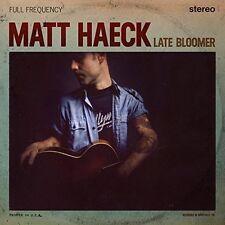 Late Bloomer - Matt Haeck (2016, CD NIEUW)