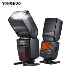 Yongnuo YN568EXIII TTL Master HSS 1/8000s Flash Speedlite for Nikon DSLR Camera