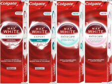 Colgate Max White EXPERT ExtraCare Protect Enamel Sensitive Whitening Toothpaste