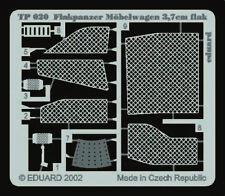 Eduard Accessories Tp020 - 1:35 Flakpanzer Möbelwagen 3,7 cm Flak - Ätzsatz - Ne