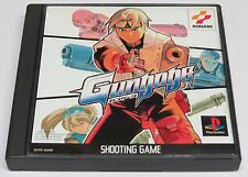 Gungage SCPS 45408 PS1 Sony PlayStation PSOne Japan Asia NTSC-J