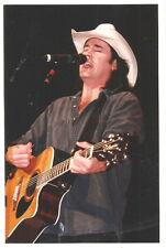 Rare David Lee Murphy Candid 4 X 6 Concert Photo