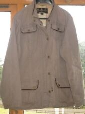 SMART BARBOUR COTTON JACKET UK 18