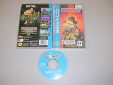BATTLECOPRS (Sega CD) Game & Case, No Manual