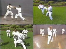 Shotokan Karate (10) DVD Complete Set, All Katas + More