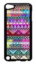 Aztec Mayan Pattern Hard case Cover for Apple iPod 4 5 5th Generation Touch