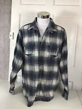 HORNY TOAD Flannel Plaid Shirt Insulated Cotton Men's XL